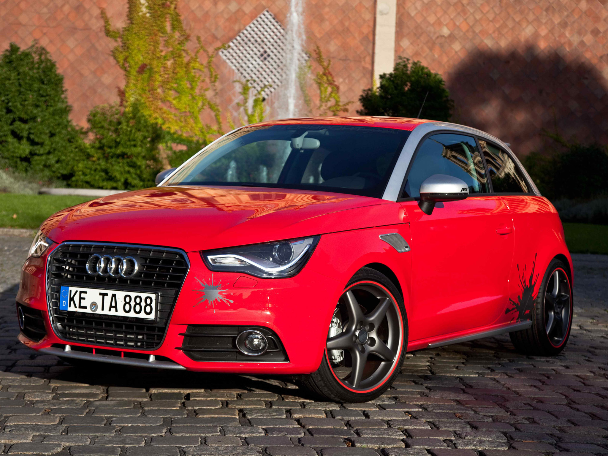 abt sportsline audi a1 as1 2010 abt sportsline audi a1 as1 2010 photo 11 car in pictures car. Black Bedroom Furniture Sets. Home Design Ideas