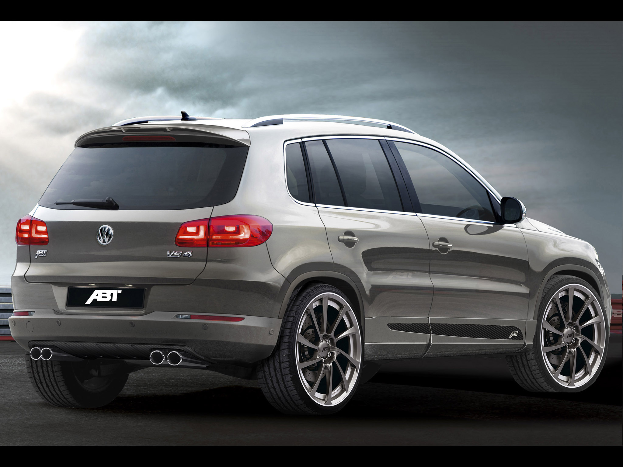 Volkswagen Tiguan Line Photo Car Pictures