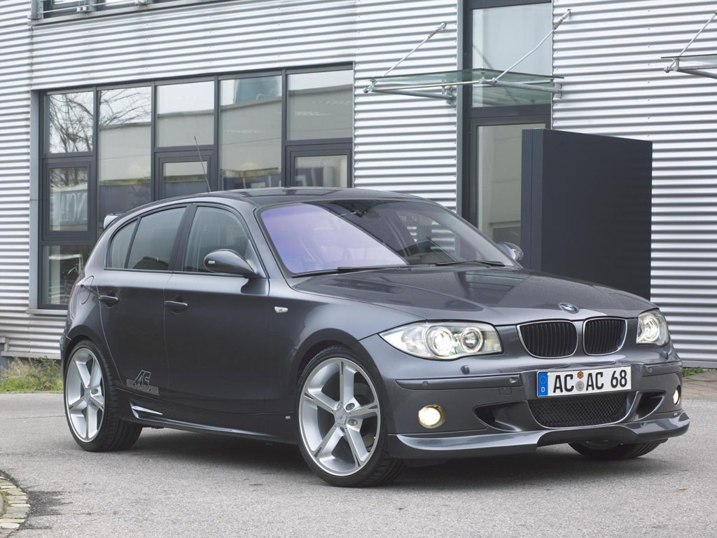 ac schnitzer bmw 1 series 2005 ac schnitzer bmw 1 series. Black Bedroom Furniture Sets. Home Design Ideas