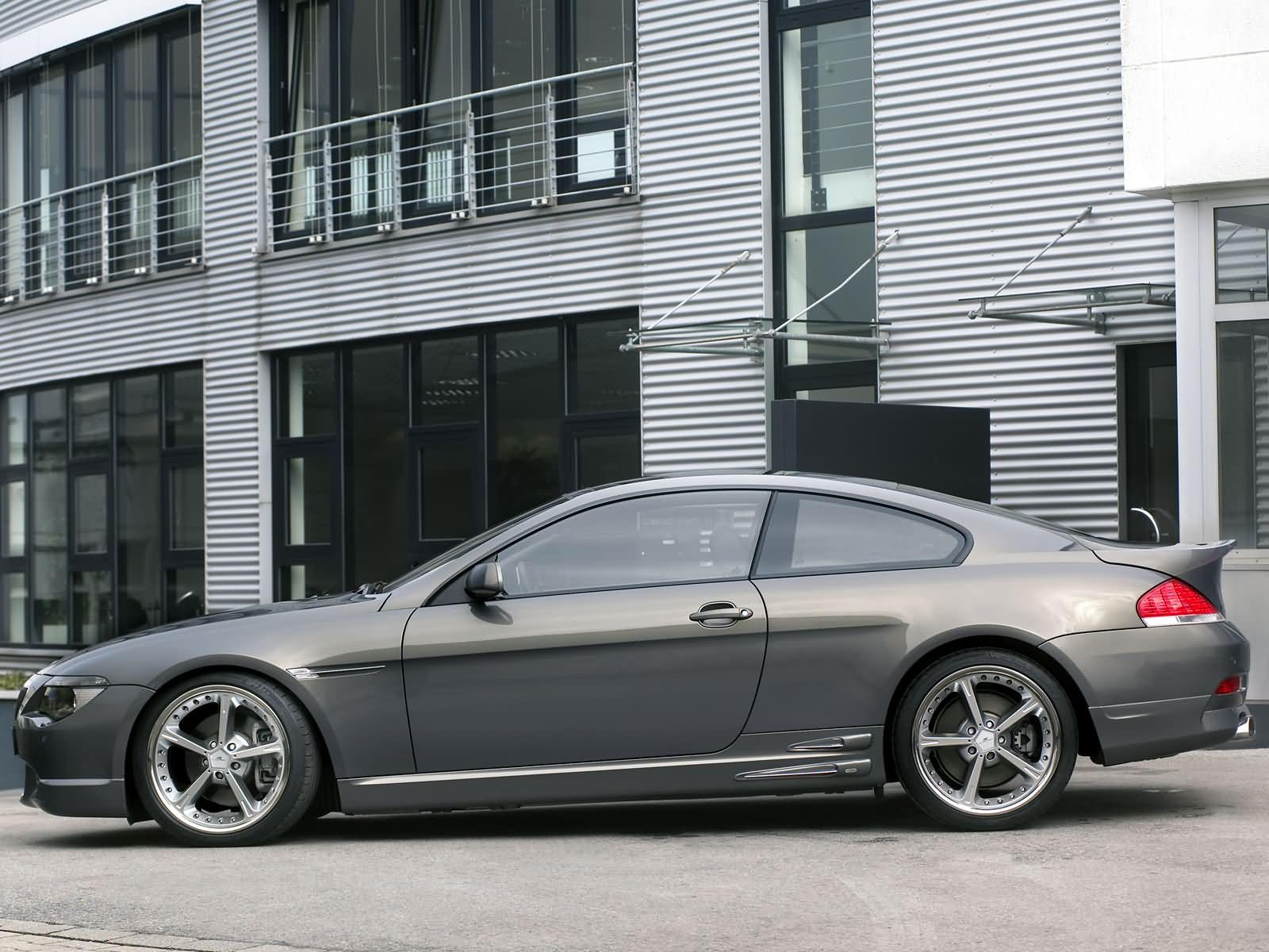 ACS6 Coupe E63 2004 AC-Schnitzer BMW 6-Series ACS6 Coupe E63 2004 ...
