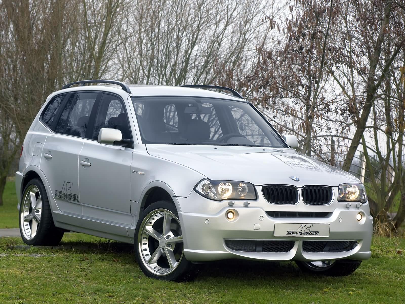 ac schnitzer bmw x3 acs3 2004 ac schnitzer bmw x3 acs3 2004 photo 04 car in pictures car. Black Bedroom Furniture Sets. Home Design Ideas