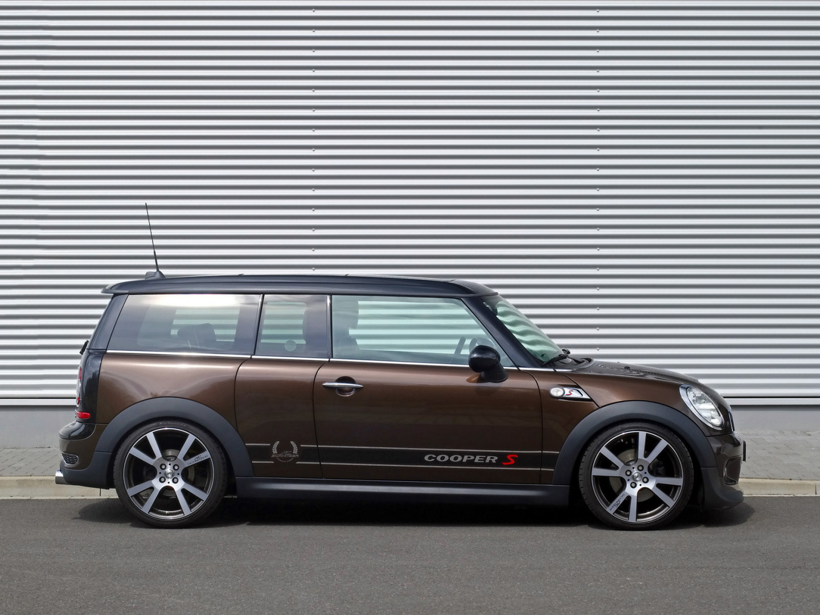 Mini cooper clubman related imagesstart 450 weili automotive ac schnitzer mini clubman cooper s 2008 photo 03 vanachro Choice Image