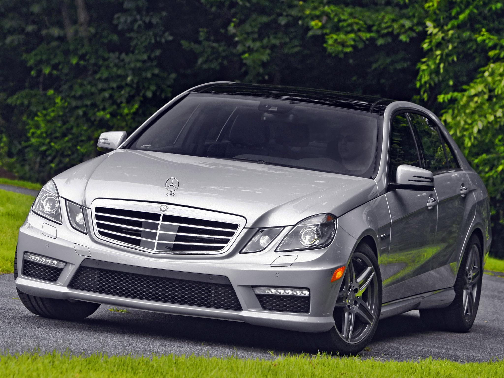 Amg Mercedes E Klasse E63 Usa W212 2009 Amg Mercedes E Klasse E63 Usa W212 2009 Photo 04 Car