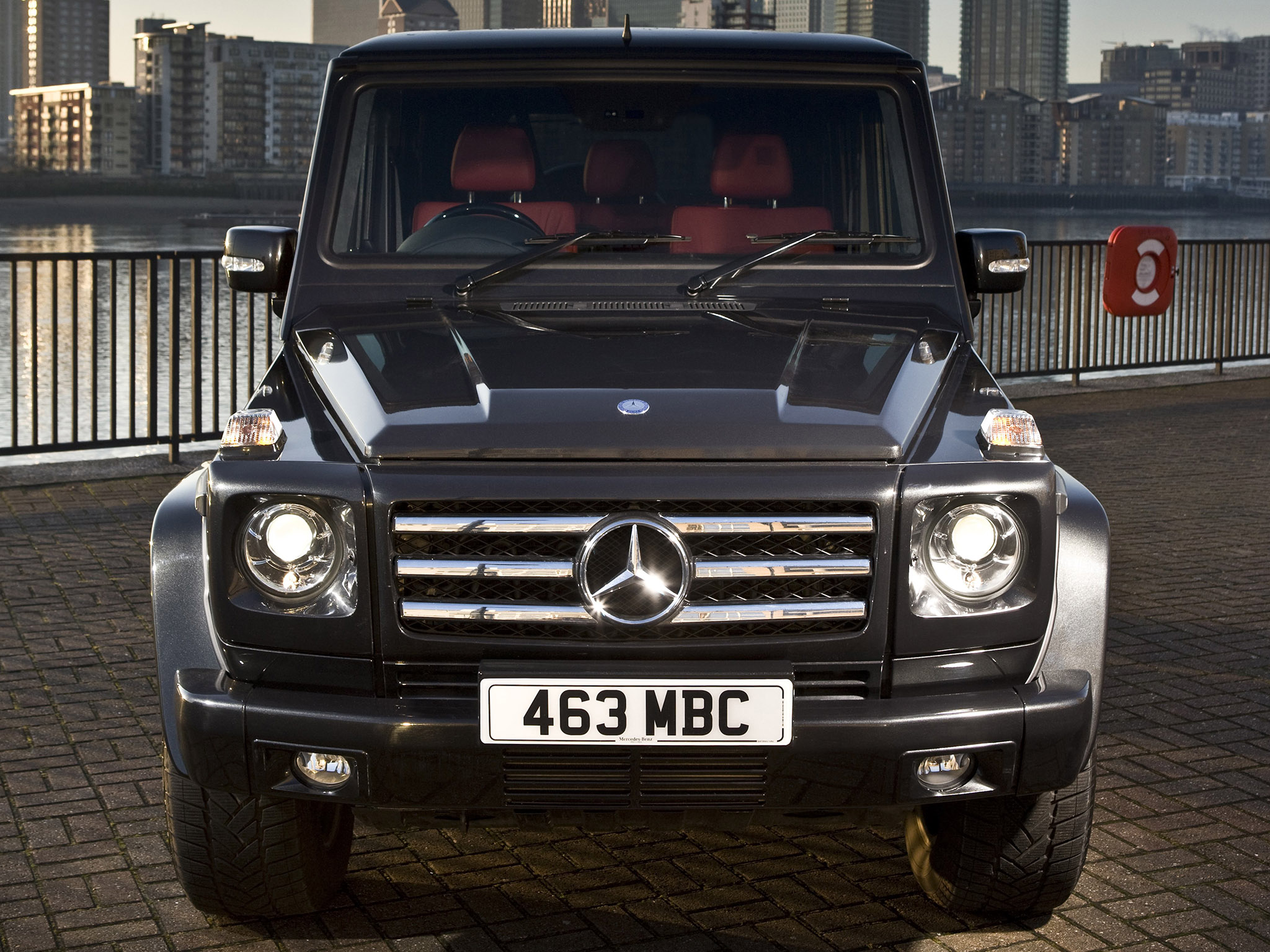 amg mercedes g klasse g55 uk 2010 amg mercedes g klasse g55 uk 2010 photo 13 car in pictures. Black Bedroom Furniture Sets. Home Design Ideas