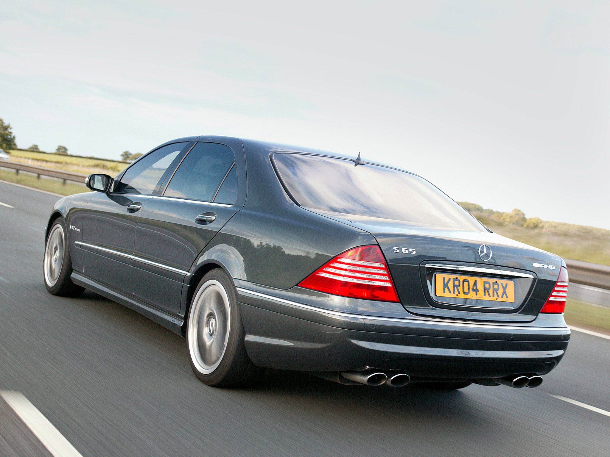 2000 2006 Mercedes W220 S430 S500 S600 Amg S55 Bose