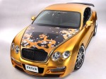 ASI Bentley Continental GTS Gold 2008 Photo 01