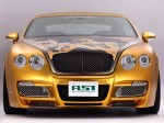 ASI Bentley Continental GTS Gold 2008 Photo 02