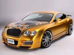 ASI Bentley Continental GTS Gold 2008 Photo 07