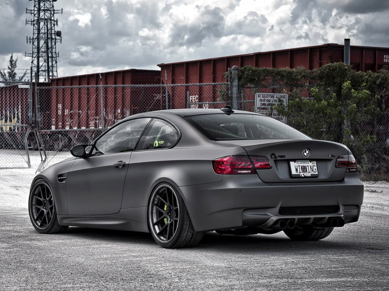 Group Of Bmw M3 Coupe Modified