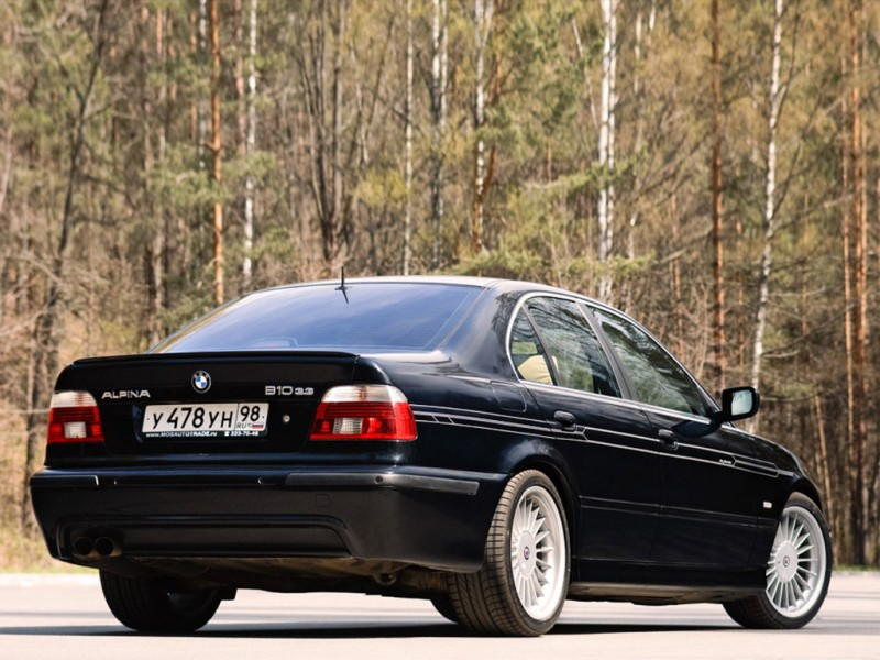 car in pictures car photo gallery alpina bmw b10 3 3. Black Bedroom Furniture Sets. Home Design Ideas