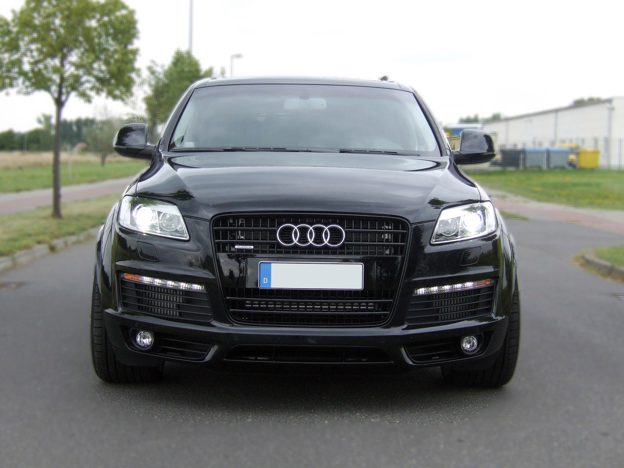 Avus Performance Audi Q7 2009 Avus Performance Audi Q7
