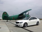Avus Performance Mercedes C-Klasse AMG C63 W204 2009 Photo 02