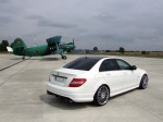 Avus Performance Mercedes C-Klasse AMG C63 W204 2009 Photo 03