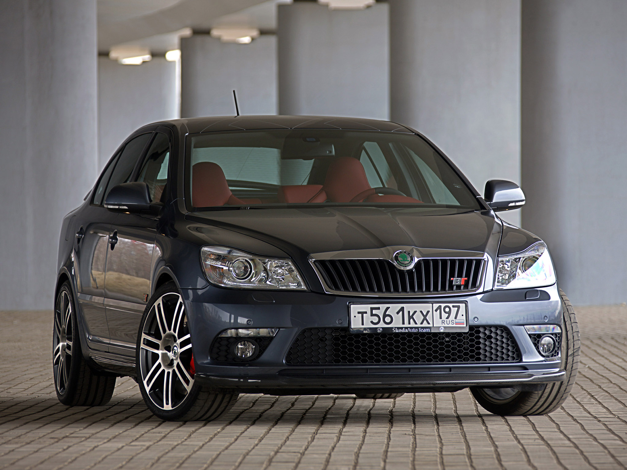 bt design skoda octavia rs 2011 bt design skoda octavia rs. Black Bedroom Furniture Sets. Home Design Ideas