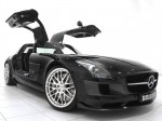 Brabus AMG Mercedes SLS 2010 Photo 13
