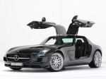 Brabus AMG Mercedes SLS 2010 Photo 17