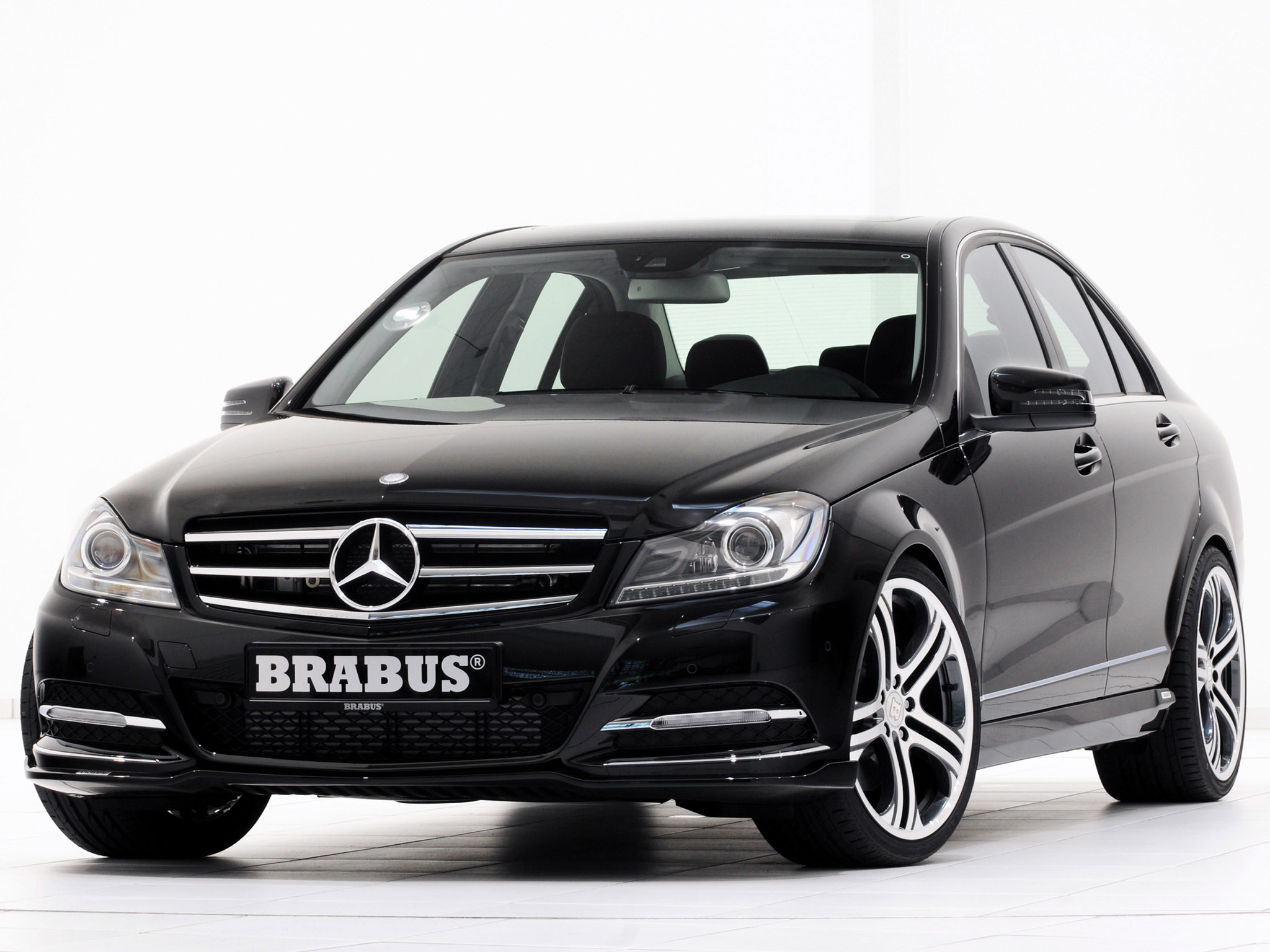 brabus mercedes c klasse w204 2011 brabus mercedes c klasse w204 2011 photo 04 car in pictures. Black Bedroom Furniture Sets. Home Design Ideas