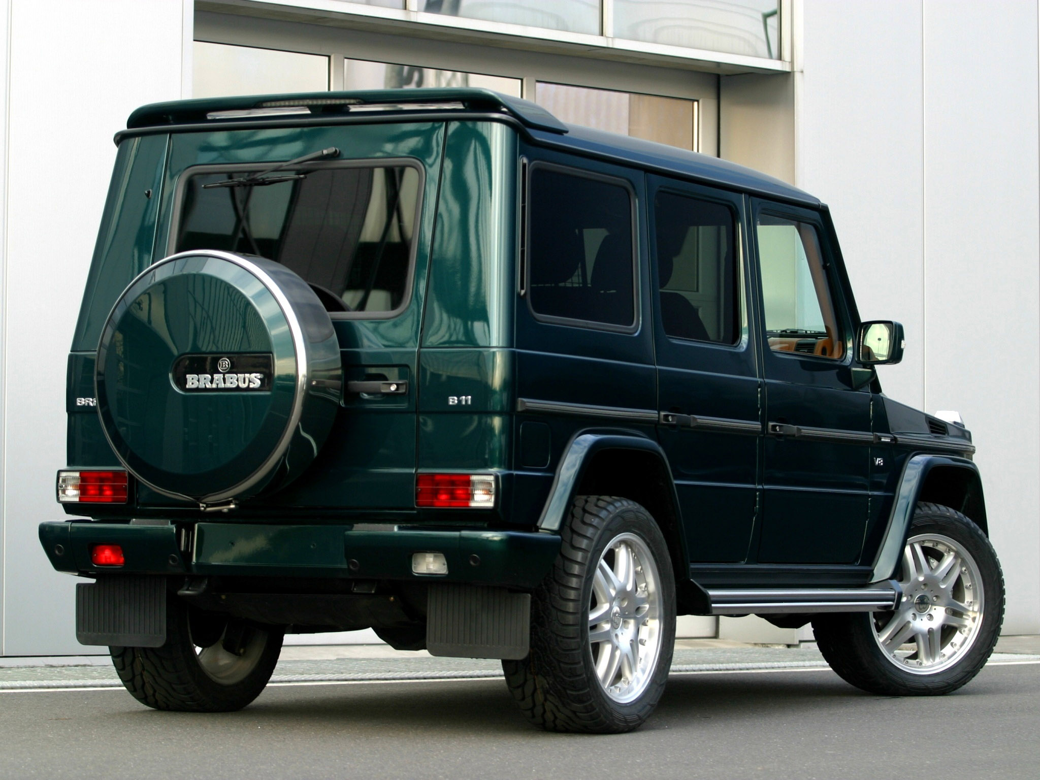 brabus mercedes g klasse 5 door w463 brabus mercedes g. Black Bedroom Furniture Sets. Home Design Ideas
