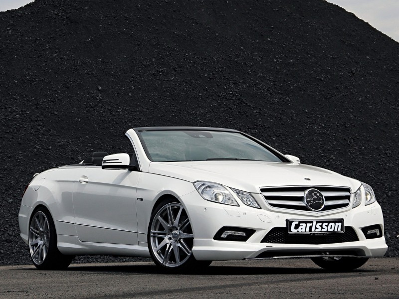 carlsson mercedes e klasse cabrio a207 2010 carlsson mercedes e klasse cabrio a207 2010 photo 01. Black Bedroom Furniture Sets. Home Design Ideas