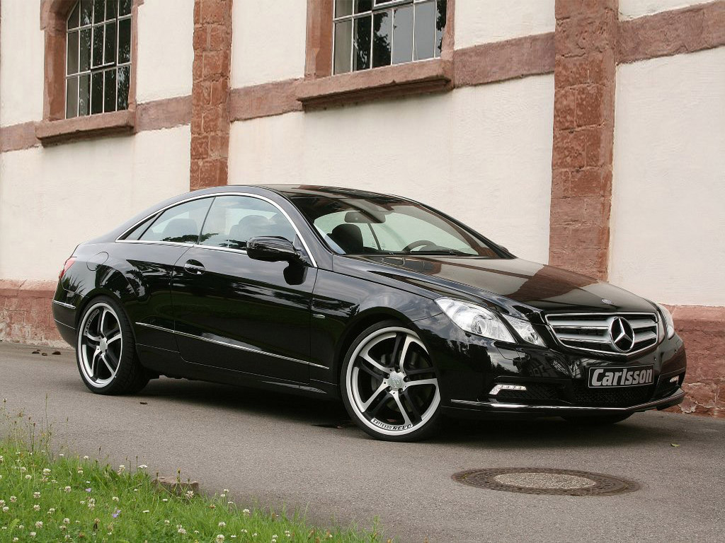 carlsson mercedes e klasse coupe c207 2009 carlsson mercedes e klasse coupe c207 2009 photo 01. Black Bedroom Furniture Sets. Home Design Ideas