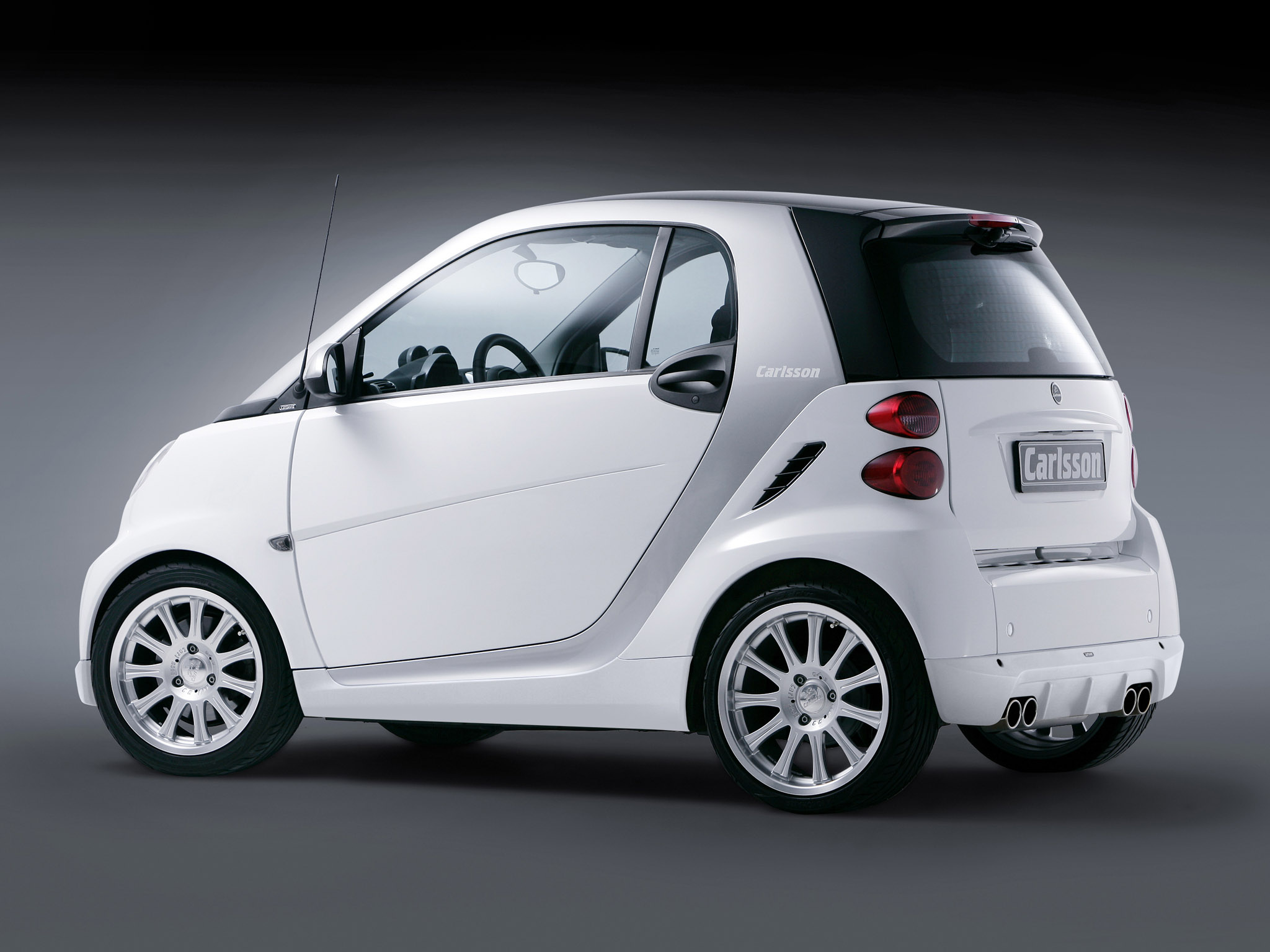 carlsson smart fortwo 2007 carlsson smart fortwo 2007 photo 11 car in pictures car photo gallery. Black Bedroom Furniture Sets. Home Design Ideas
