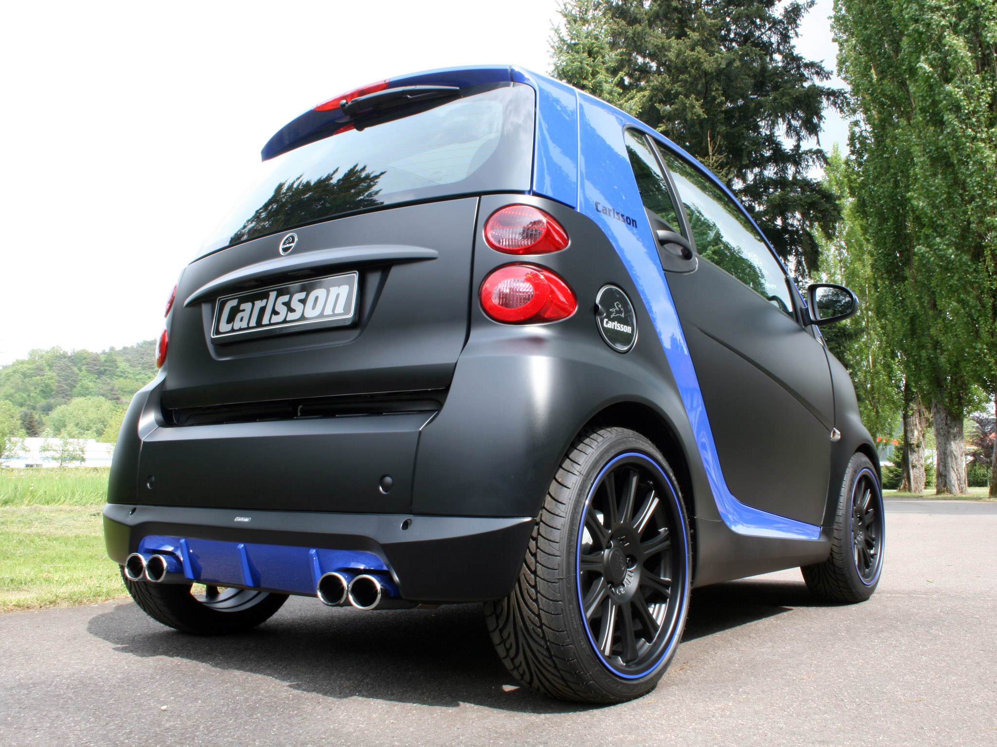 carlsson smart fortwo 2007 carlsson smart fortwo 2007 photo 12 car in pictures car photo gallery. Black Bedroom Furniture Sets. Home Design Ideas