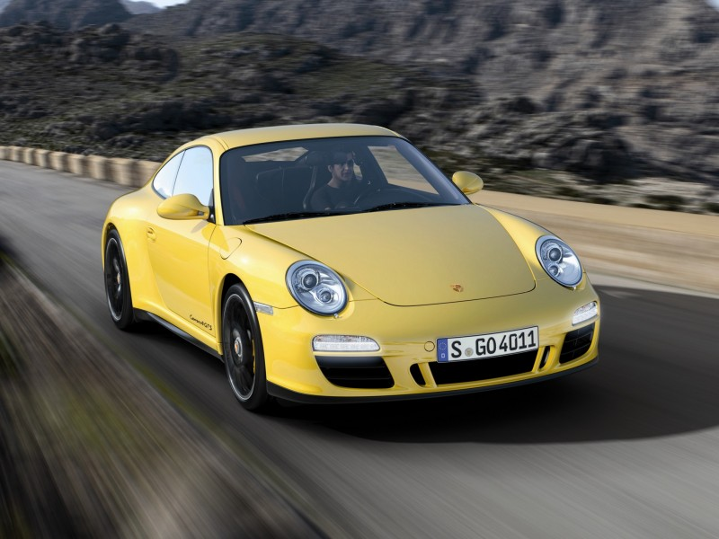 Porsche 911 Carrera 4 GTS Coupe 997 2011 Photo 06
