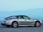 Porsche Panamera Turbo 2009 Photo 08