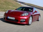 Porsche Panamera Turbo 2009 Photo 18