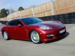 Porsche Panamera Turbo 2009 Photo 19