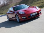 Porsche Panamera Turbo 2009 Photo 21
