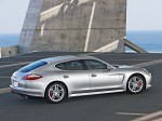 Porsche Panamera Turbo 2009 Photo 27