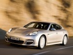 Porsche Panamera Turbo 2009 Photo 34