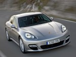 Porsche Panamera Turbo 2009 Photo 39