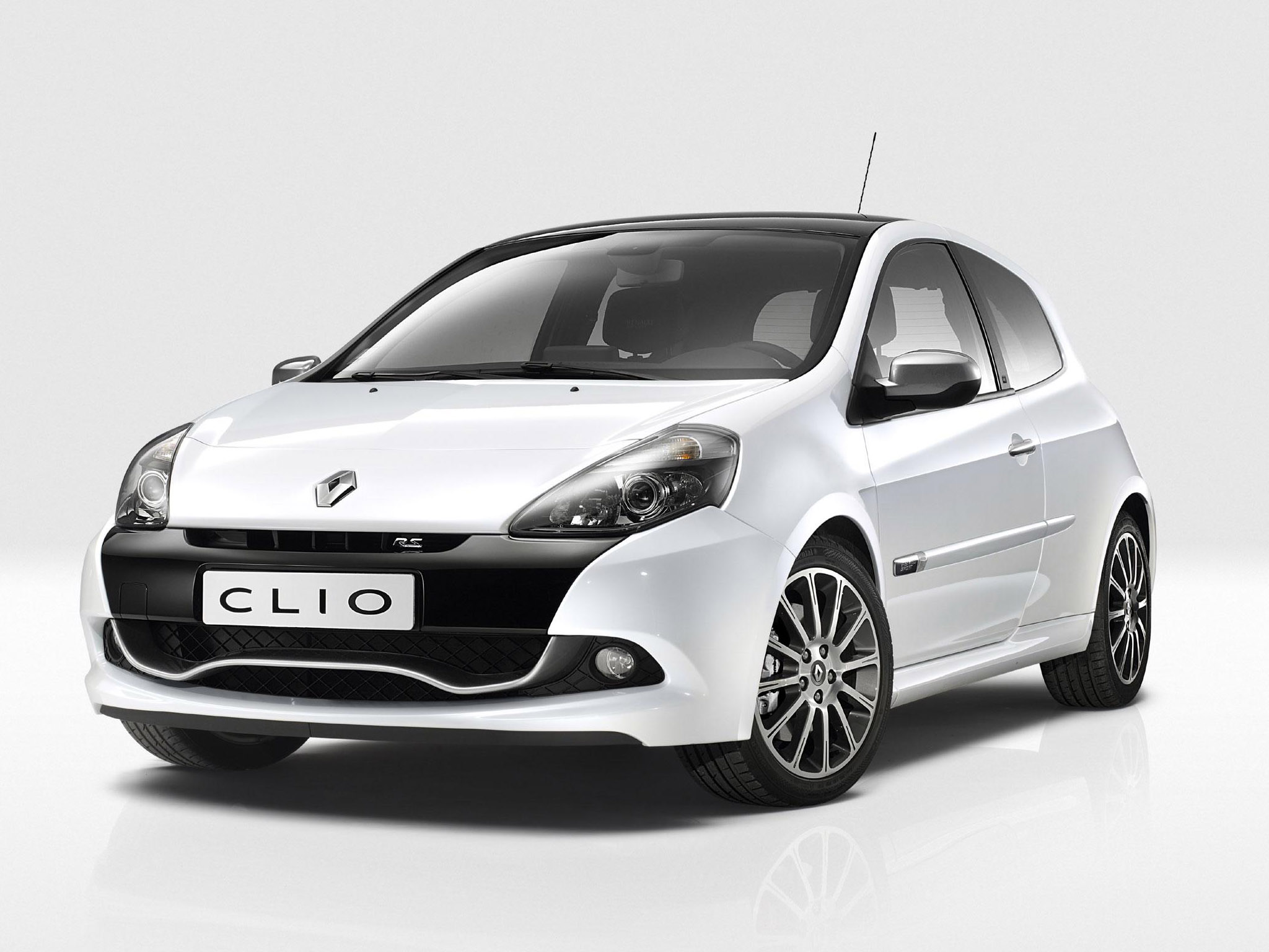 renault clio 20th limited edition 2010 renault clio 20th. Black Bedroom Furniture Sets. Home Design Ideas