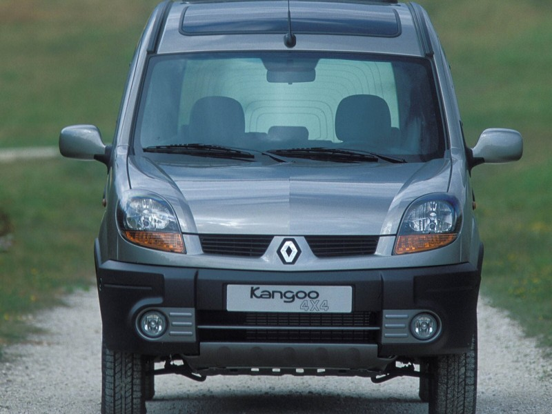 renault kangoo 4 4 2004 renault kangoo 4x4 2004 photo 02 car in pictures car photo gallery. Black Bedroom Furniture Sets. Home Design Ideas