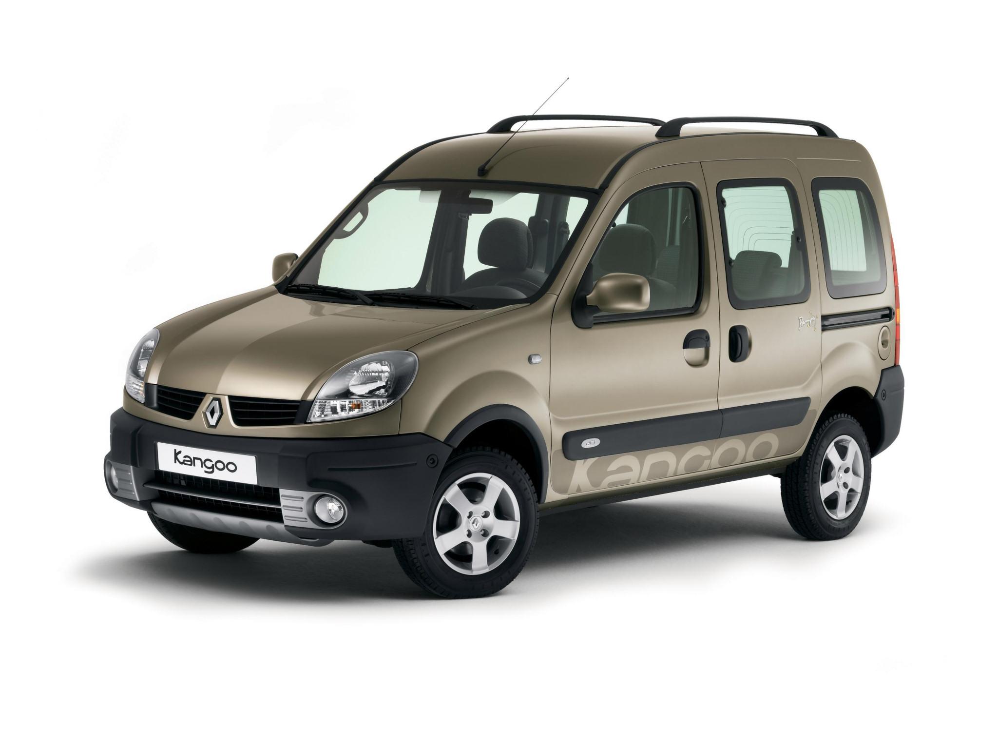 Renault Kangoo Cross 2006 Photo 01 | Car in pictures - car