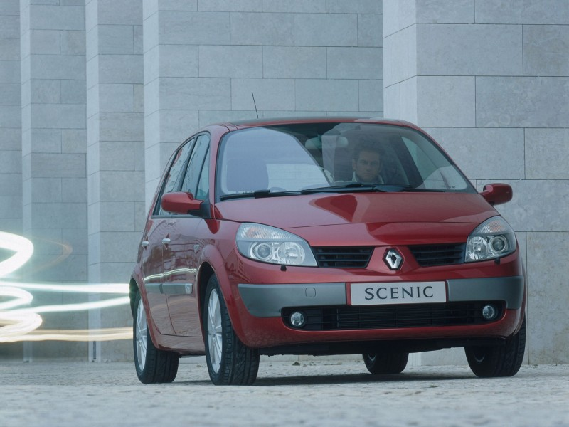 renault scenic 2003 renault scenic 2003 photo 11 car in pictures car photo gallery. Black Bedroom Furniture Sets. Home Design Ideas