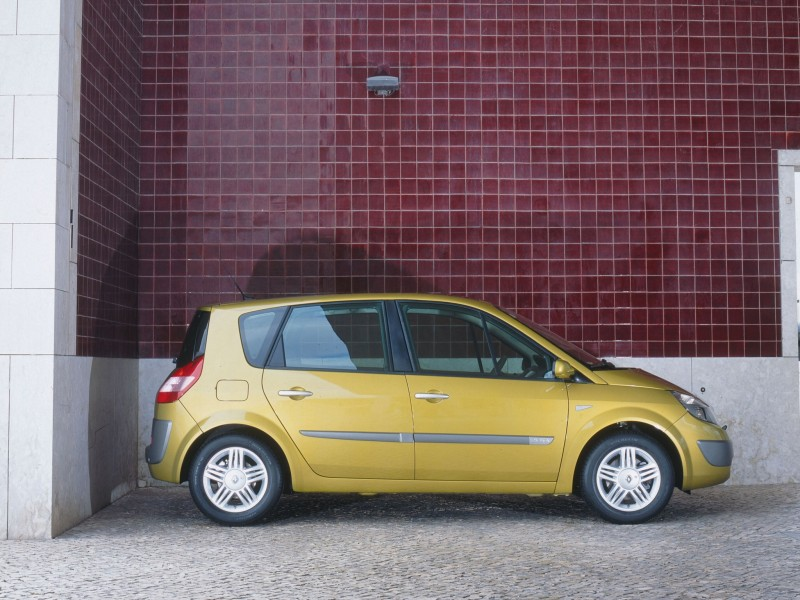 renault scenic 2003 renault scenic 2003 photo 12 car in pictures car photo gallery. Black Bedroom Furniture Sets. Home Design Ideas