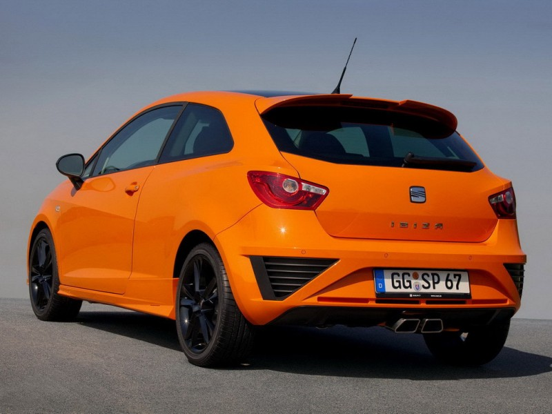 Seat Ibiza SC Sport Limited Edition 2010 Photo 02