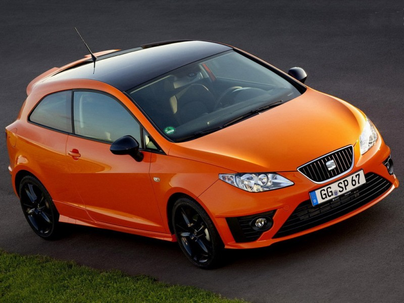 Seat Ibiza SC Sport Limited Edition 2010 Photo 03