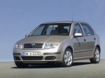 Skoda Fabia Facelift 2005 Photo 05