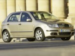 Skoda Fabia Facelift 2005 Photo 09