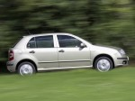 Skoda Fabia Facelift 2005 Photo 12
