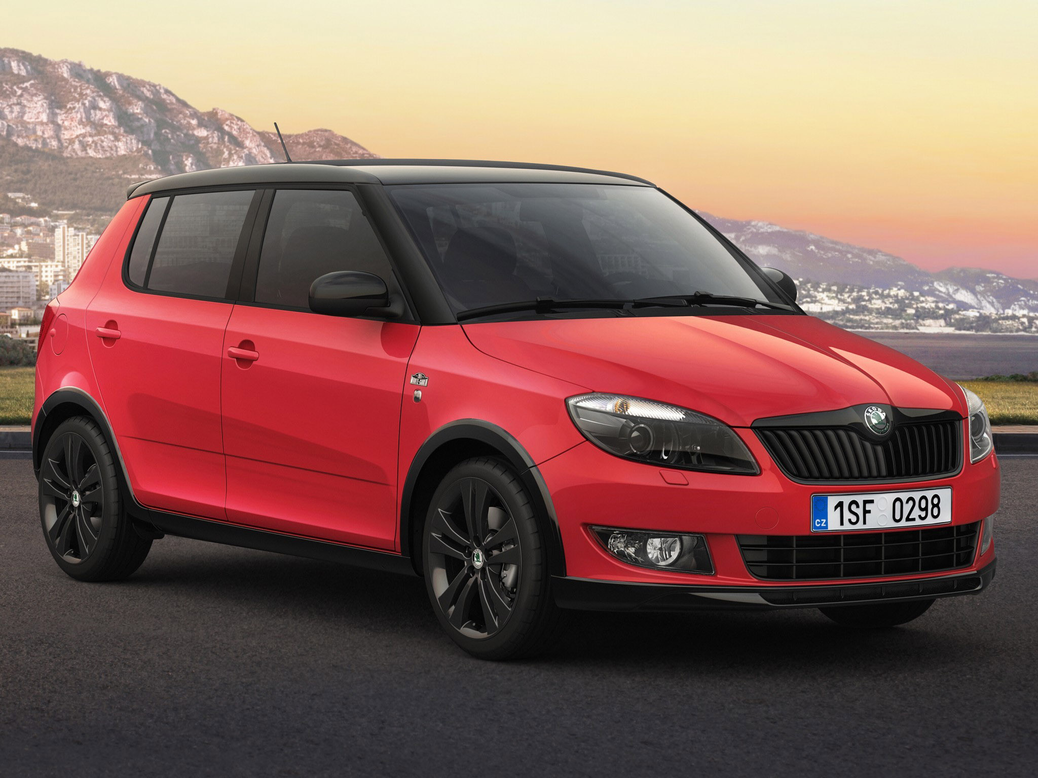 skoda fabia monte carlo 2011 skoda fabia monte carlo 2011 photo 06 car in pictures car photo. Black Bedroom Furniture Sets. Home Design Ideas