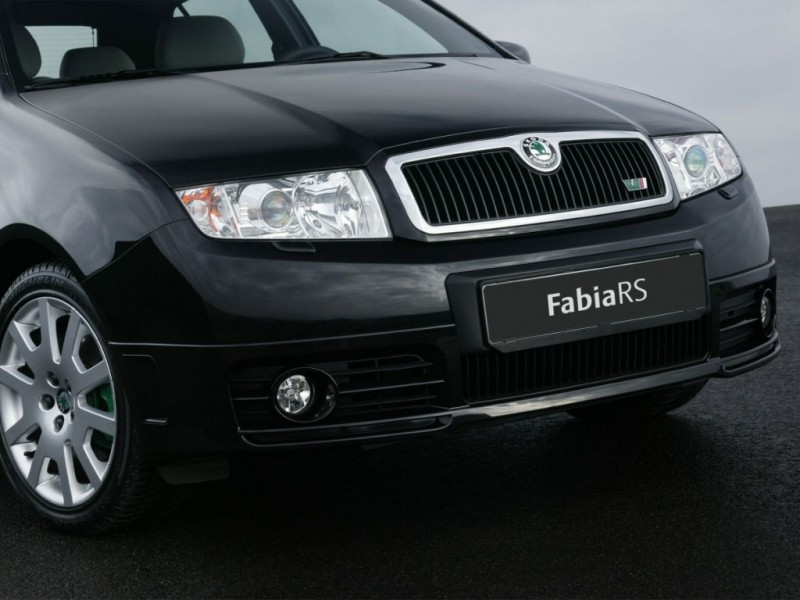 Skoda Fabia Rs 2003 2004 Skoda Fabia Rs 2003 2004 Photo 05 Car In