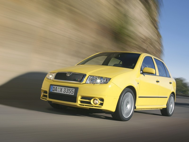 skoda fabia rs facelift 2005 skoda fabia rs facelift 2005 photo 02 car in pictures car photo. Black Bedroom Furniture Sets. Home Design Ideas