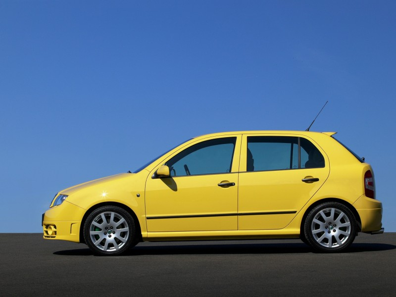 skoda fabia rs facelift 2005 skoda fabia rs facelift 2005 photo 05 car in pictures car photo. Black Bedroom Furniture Sets. Home Design Ideas