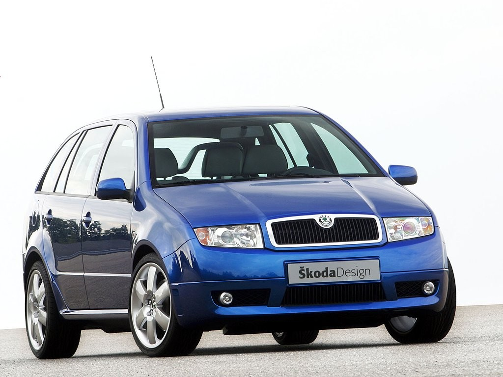 skoda fabia rs paris concept 2002 skoda fabia rs paris concept 2002 photo 01 car in pictures. Black Bedroom Furniture Sets. Home Design Ideas