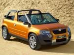 Skoda Yeti Pick Up Concept 2005 Photo 08